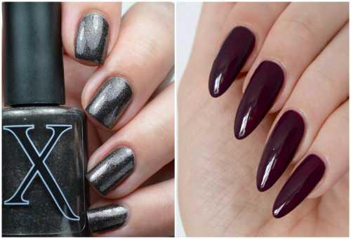 серый макияж, красивые вариации и инструкции по нанесению